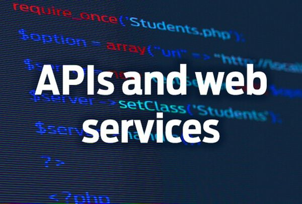 APIs and web services