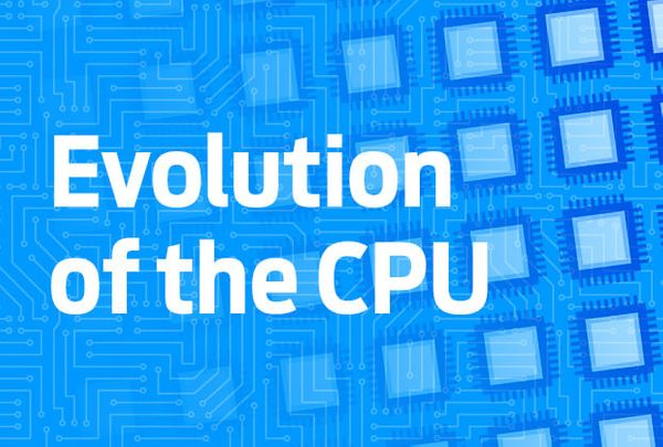 Evolution of the CPU: too much to process?