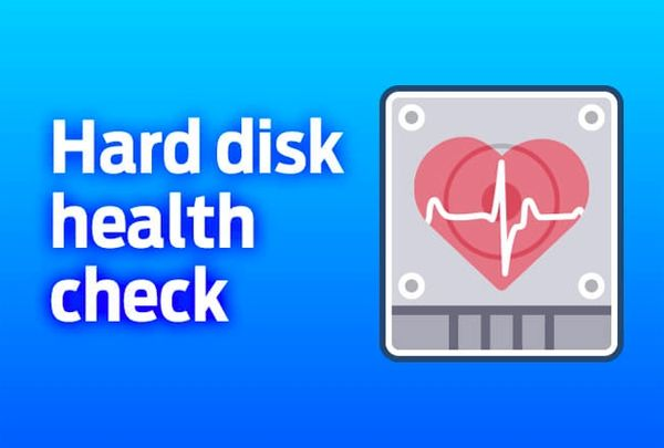 Hard disk health check
