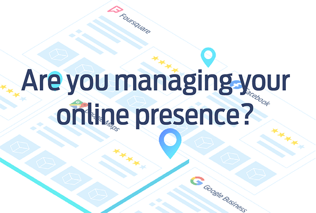 Managing the online presence of your business