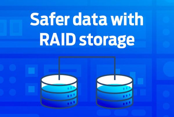 What is RAID storage?