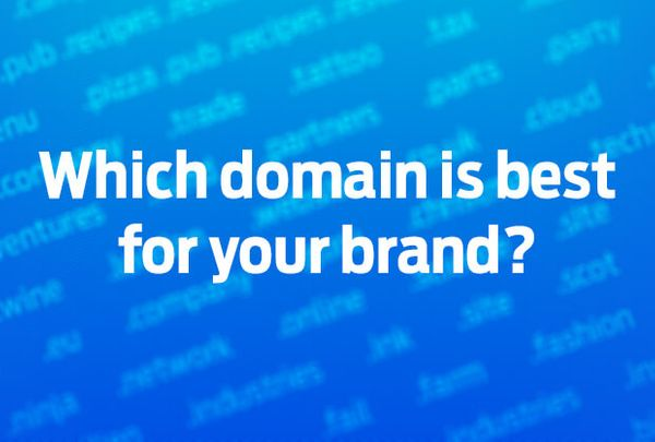 Which domain is best for your brand?