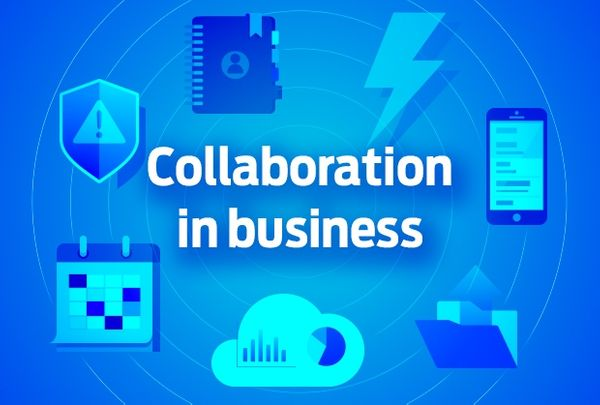 Collaboration in business