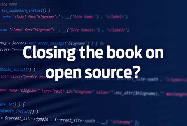The changing definition of open source