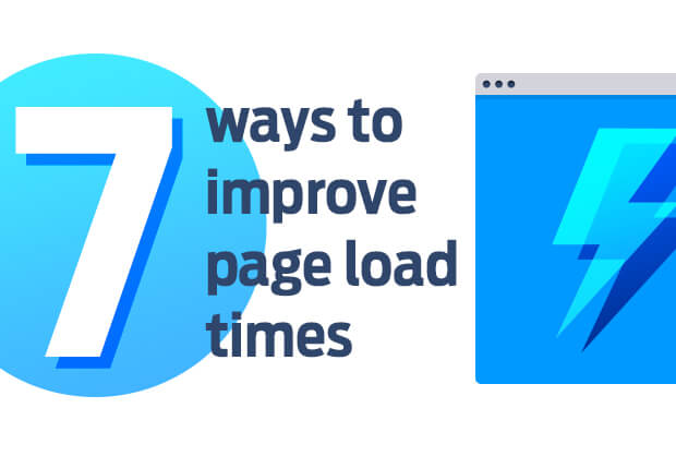 7 ways to improve page load times
