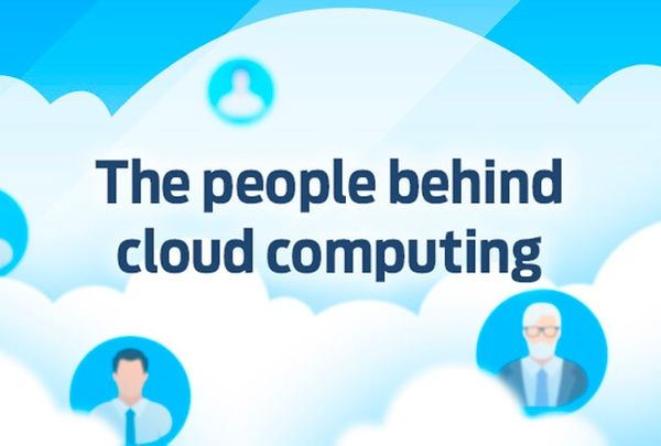 The people behind cloud computing
