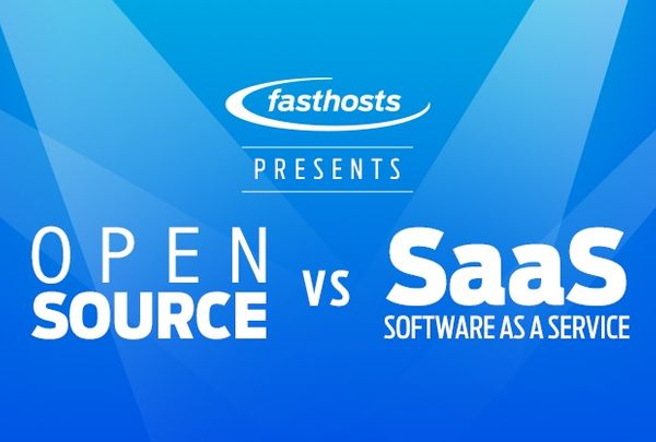 Is open source kicking SaaS?