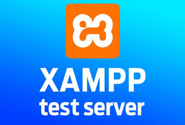 Using XAMPP to create a local test server