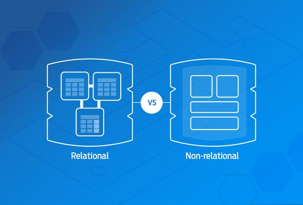 Relational vs non-relational databases