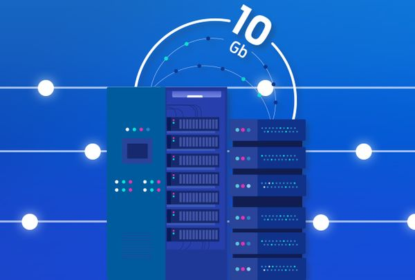 10GB network: the next big shift for dedicated servers
