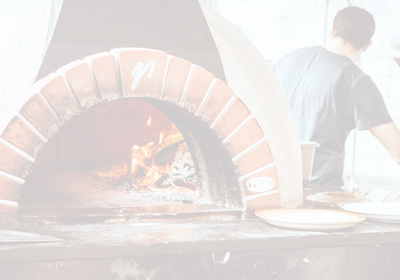 pizza website theme