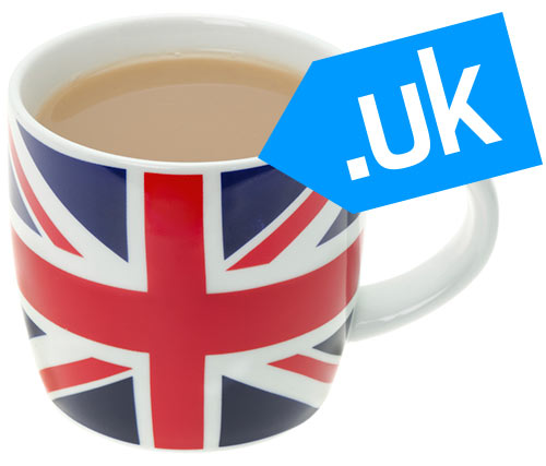 Union Jack coffee cup